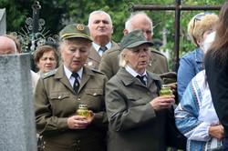 У рідному селі Коновальця під Львовом вшанували великого українця (ФОТО)