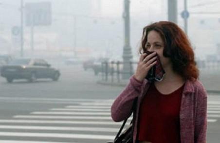 Повітря Львова катастрофічно забруднене