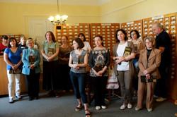 """У львівському відділі рідкісної книги представили """"Оссолініану"""" (ФОТО)"""