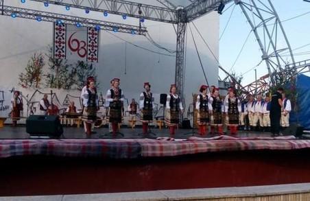 Культуру Львівщини представили на святі у Словаччині