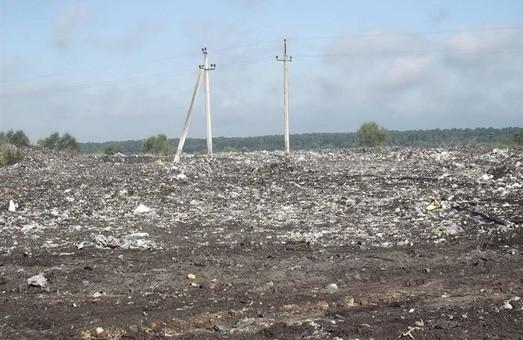 На Львівщині мешканці сіл вимагають заборонити ввезення львівського сміття