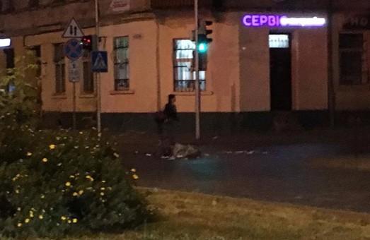 У Львові перекрили рух транспорту через сміття