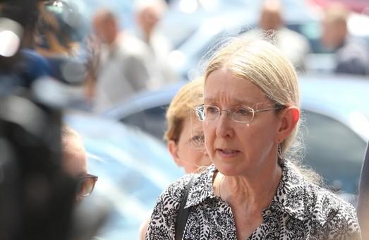 """""""Єзагроза здоров'ю людей"""", - Уляна Супрун у Львові"""
