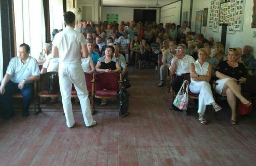 У Сокальському районі громаді презентували проекти сміттєпереробних заводів