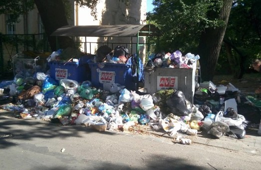 Садовий хоче захопити ринок із вивезення сміття зі Львова, - Синютка