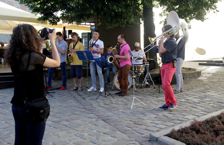 У Львові вшосте відзвучало Свято музики (ФОТО)