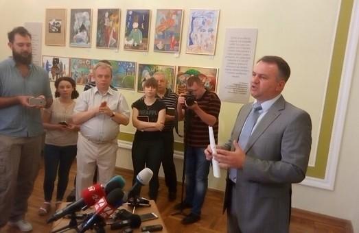 """Львівська ОДА просить Садового віддати """"сміттєві"""" повноваження"""