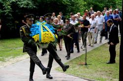 Як у Львові вшанували пам'ять жертв війни (ФОТО)