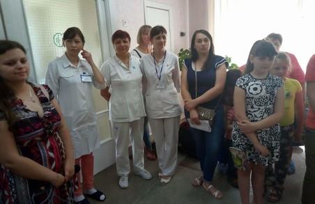 Львівська лікарня отримала новий «Куток Добра»