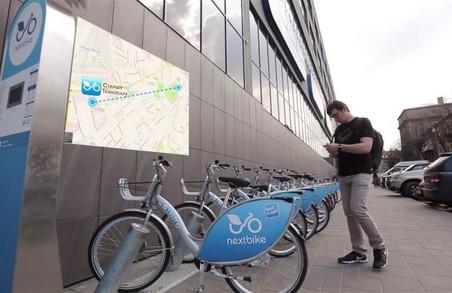 24 станції велопрокату діятиме у Львові