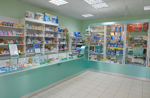 На Львівщині погрожують працівникам аптеки