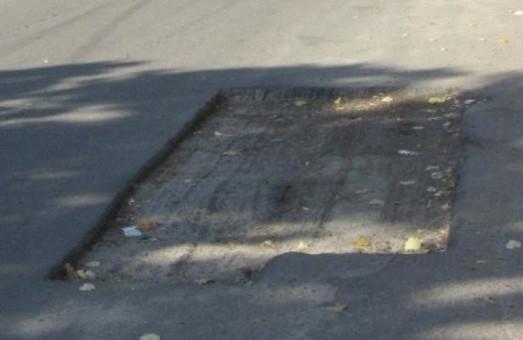 У Луцьку понад півроку триває ремонт на вулиці Набережній