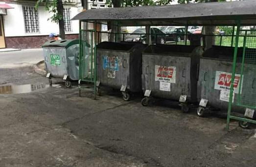 Зі Львова вже вивезли 2305 тонн відходів