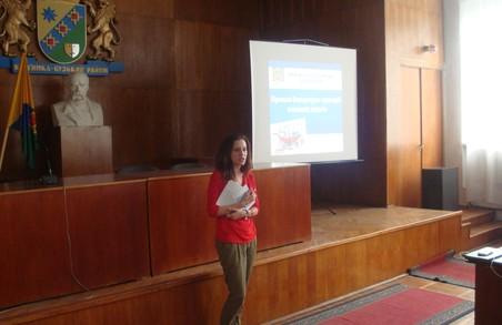 На Львівщині провели навчальні семінари з питань благоустрою населених пунктів