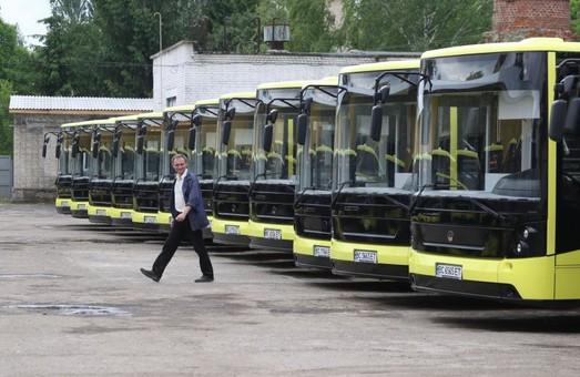 Громадський транспорт Львова курсуватиме у звичному режимі
