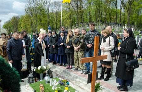 На Личаківському цвинтарі звучатиме орган в пам'ять про Василя Сліпака