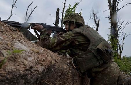 Бойові дії на Донбасі: двоє воїнів-українців загинуло цієї ночі
