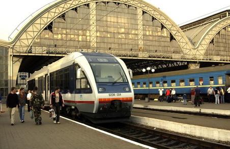 Варшаву та Львів хочуть з'єднати залізничними шляхами