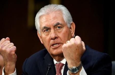 Держсекретар США буде в Україні 9 липня