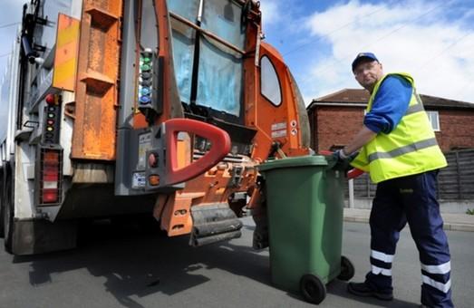 Зі Львова вивезли 82% твердих побутових відходів
