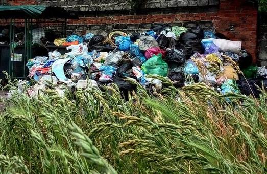 Проблема сміття - це є питання виключно господарське, - Назарій Романчук