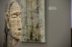 У Львові презентували психоделічні картини та змістовну скульптуру Людмили Давиденко (ФОТО)