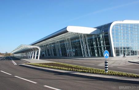 Популярність аеропорту у Львові зросла на 52%