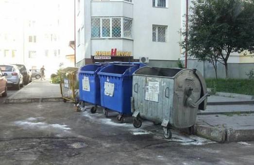 Вже очистили 552 майданчика від сміття Садового