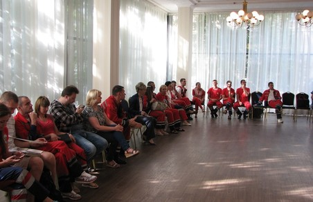 ХІІ українсько-польська «Школа медичного порятунку» на  Львівщині