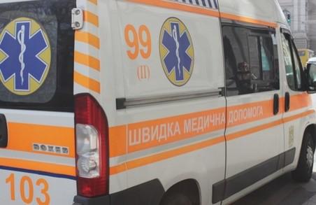 Іномарка збила дівчинку у Львові