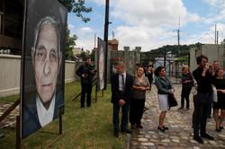 Львів`янам демонструють обличчя Голокосту (ФОТО)