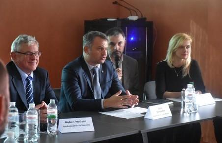 На Львівщині є великі можливості для ведення бізнесу, - Синютка