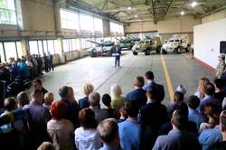 Львівський бронетанковий завод отримає 920 млн грн, - Порошенко (ФОТО)