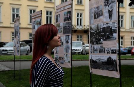 До 80-ліття дисидента Івана Геля у центрі Львова стартувала виставка (ФОТО)