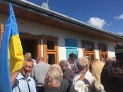 Як на Львівщині відкрили оновлений музей Олекси Гасина