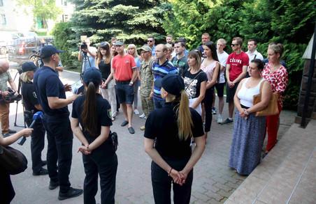 Львівська патрульна поліція показала як насправді працює (ФОТО)