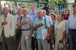 У Львові відзначили 110-у річницю з дня народження Олега Ольжича (ФОТО)