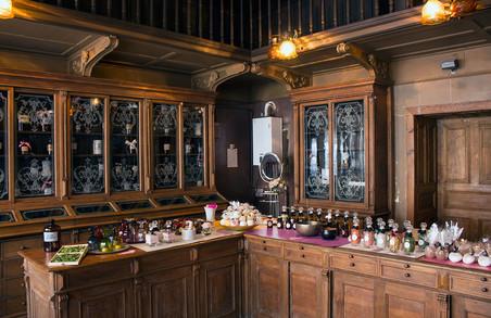 На місці історичної аптеки відкрили інтерактивний музей-кондитерську