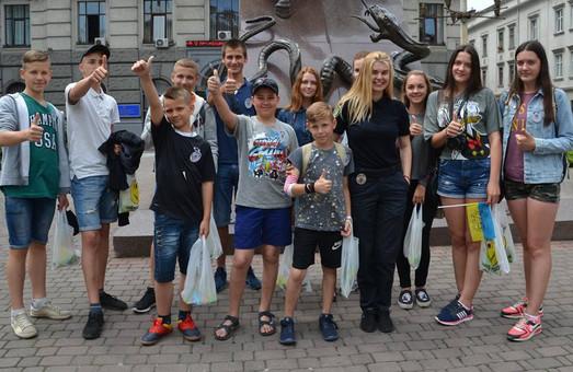 З подорожі Угорщиною повернулись до Львова діти воїнів АТО