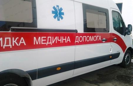 У Львові на хлопця впала поперечина футбольних воріт