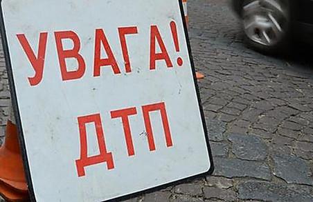 На Сихові львів'янка влаштувала ДТП через кілька днів після отримання водійських прав