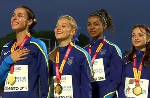 Львів'янка виборола «золото» на юніорському чемпіонаті Європи з легкої атлетики