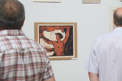 У Львові вперше після смерті експонують роботи Софії Караффи-Корбут (ФОТО)