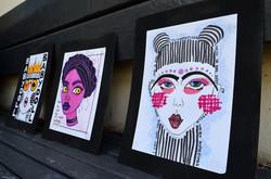 Японське мистецтво зв'язування Шибарі показали на виставці картин у жанрі ню (ФОТО)