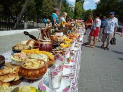 На Львівщині встановили гастрономічний рекорд