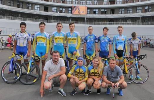 Призери юніорського чемпіонату України з велогонок родом з Львівщини