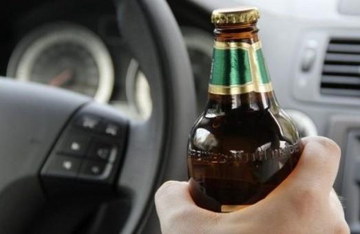 14 п'яних водіїв спіймали у Львові за останню добу