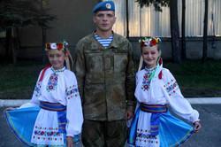 День Високомобільних десантних військ: як це було у Львові (ФОТО)
