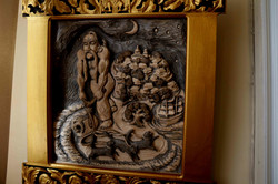 Львів`ян запрошують на виставку живопису та різьби по дереву (ФОТО)