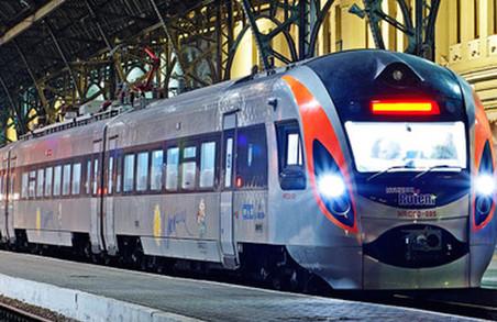Потяг Львів-Краків відкладено на невизначений час